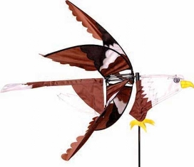 pd25108 - Premier Designs Wind Garden Eagle Spinners