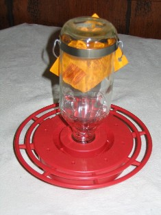 best8 - Best 1  8 oz. Hummingbird Feeder
