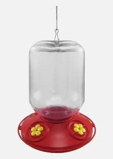 SE6030 - Dr. JB's complete Switchable 48 oz. with Yellow Flowers Feeder