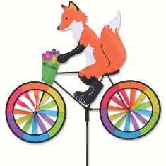 PD26729 - Premier Designs Fox Bicycle Wind Spinner