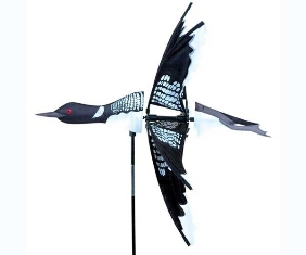 PD25018 - Premier Designs Wind Garden Flying Loon Spinner