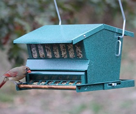 hf7533 - Absolute 7533 Combo Squirrel Proof Bird Feeder