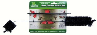 se607 - Hummingbird Feeder SE607 Brush Combo Set