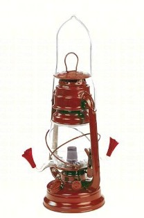 out99820 - Outside Inside Hurricane Lantern Hummingbird Feeder