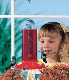 pp217 - Window Hummingbird Feeder 8 oz