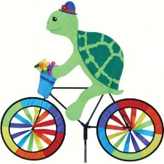 PD26708 - Premier Designs Turtle Bicycle Wind Spinner