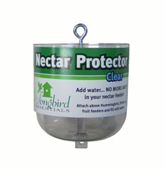 se610 - Large Clear Nectar Protector