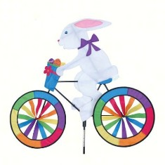 PD25991 - Premier Designs Bunny Bicycle Wind Spinner